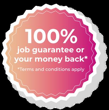 Sticker guarantee
